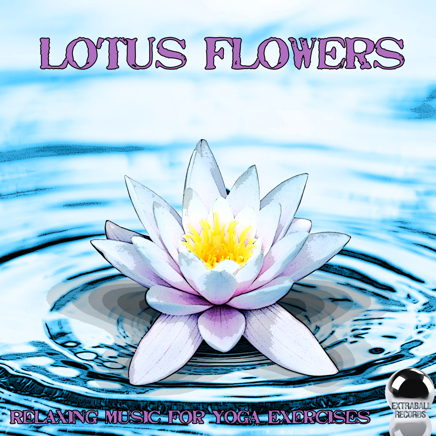 Xbr 904 Lotus Flowers Relaxing Music For Yoga Exercises